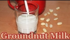 Video: How To Make Groundnut Milk (Peanut Milk)